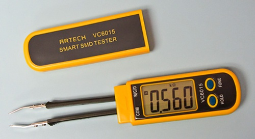 Picture for object 'SMD-Tester Artech VC6015'