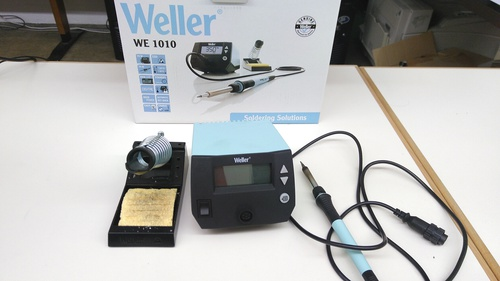 Picture for object 'Lötstation Weller WE-1010 (2)'